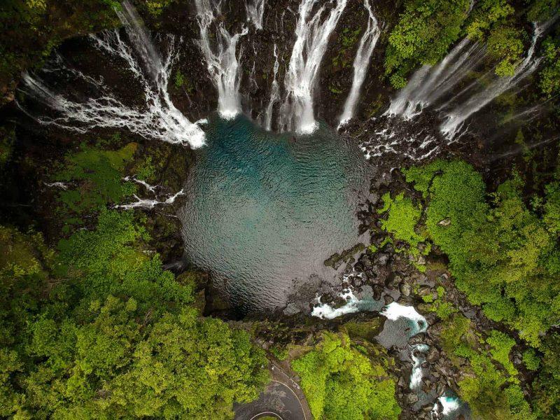 Speleo Canyon La Réunion Julien Dez Langevin