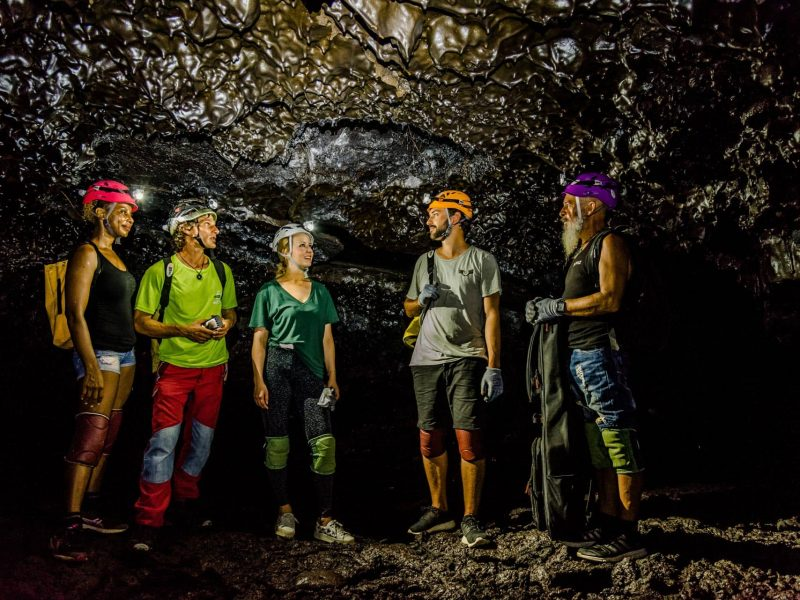 Speleo Canyon La Réunion Julien Dez
